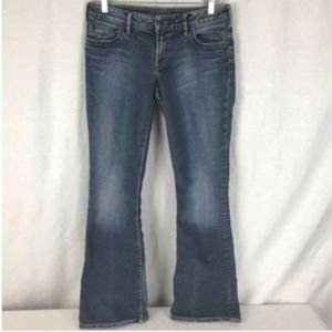 Silver Jeans Lael Womens 30x30.5 Boot Cut Jeans